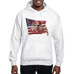 We Kill People Who Kill Hooded Sweatshirt