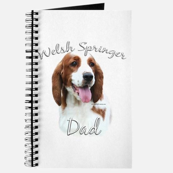 Welsh Springer Dad2 Journal