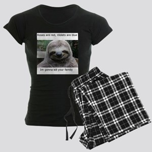 Killer Sloth Pajamas