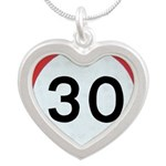 Speed sign - 30 Necklaces