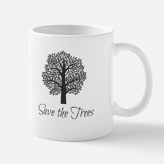 Save the Trees! Mugs