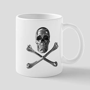 Jolly Roger Skull Mug