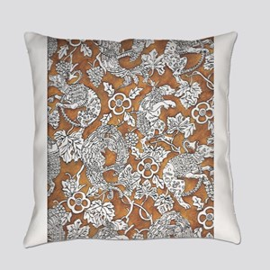 Medieval Motif Everyday Pillow