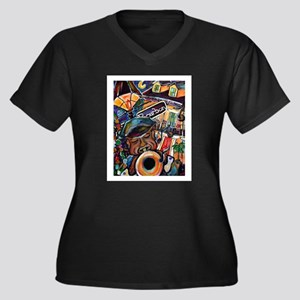 nawlins Plus Size T-Shirt
