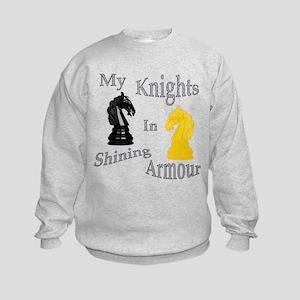 My Knights In Shining Armour Sweatshirt