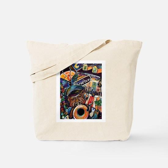 nawlins Tote Bag