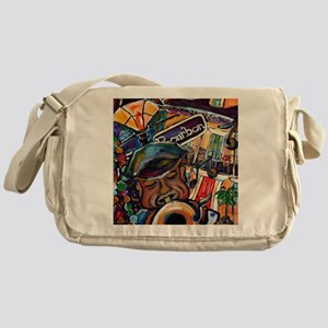 nawlins Messenger Bag