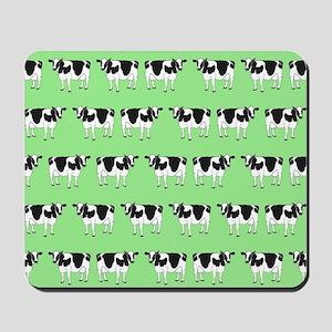Cows pattern Mousepad