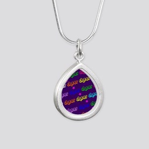 Purple Cheerleader Necklaces