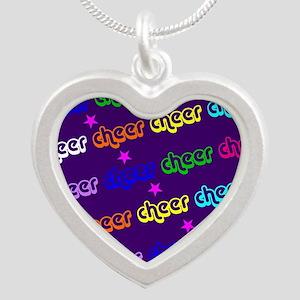 Purple Cheerleader Necklaces