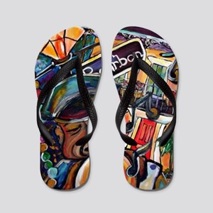 nawlins Flip Flops