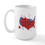 Ignorance Is Murder Large Mug