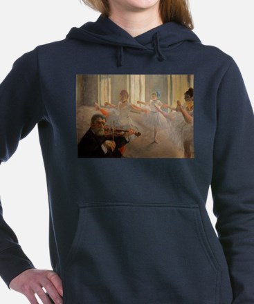 Famous Paintings: The Ballet School Sweatshirt