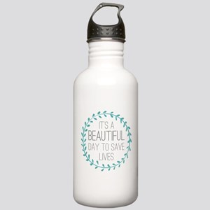 Greys Anatomy Its A Be Stainless Water Bottle 1.0L