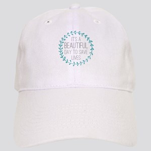 Greys Anatomy Its A Beautiful Day Cap
