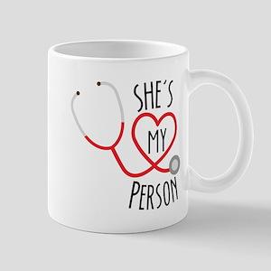 Grey's Anatomy: She's My Person Mug