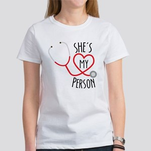 Grey's Anatomy: She's My Person Women's T-Shirt