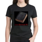Jesus Dies Women's Dark T-Shirt