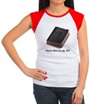 Jesus Dies Women's Cap Sleeve T-Shirt