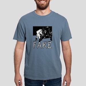 Moon Landing Hoax Conspiracy T-Shirt
