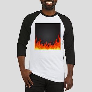 Flames Baseball Jersey
