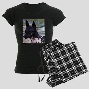 american hairless terrier Pajamas