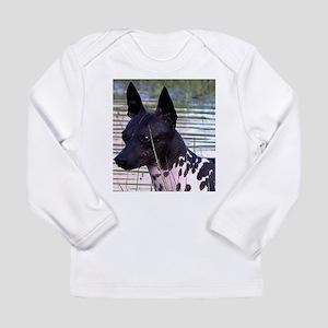 american hairless terrier Long Sleeve T-Shirt