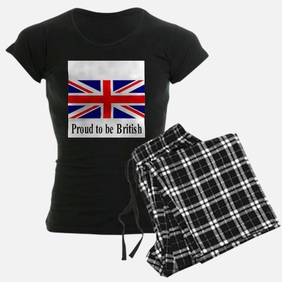 proud to be british Pajamas