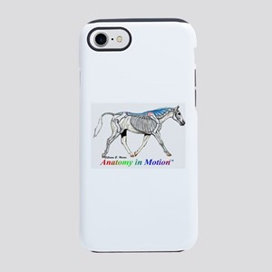 Visible horse skeleton iPhone 8/7 Tough Case