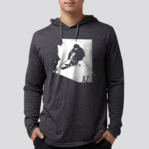 Ski Arizona Long Sleeve T-Shirt