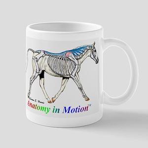 Visible horse skeleton Mugs