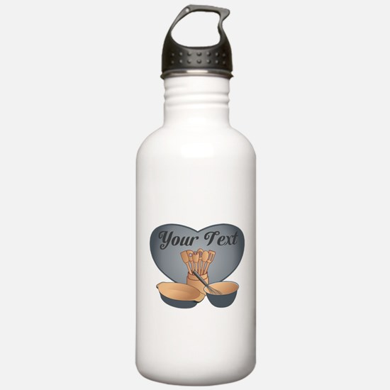 Cook or Chef Personali Water Bottle
