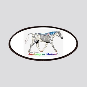 Visible horse skeleton Patch