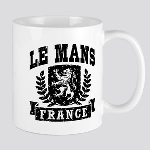 Le Mans France 11 oz Ceramic Mug
