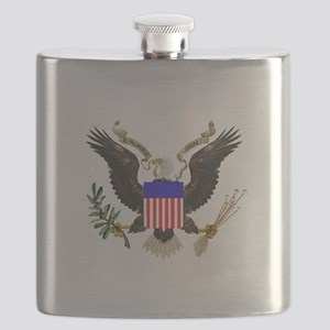 The Great Seal Flask