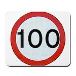 100 Mousepad