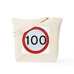 100 Tote Bag