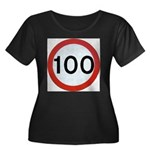 100 Plus Size T-Shirt