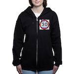 30 for a reason Women's Zip Hoodie