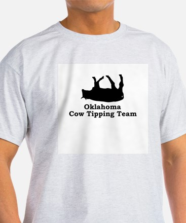 Oklahoma Cow Tipping T-Shirt