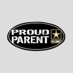 U.S. Army: Proud Parent (Black) Patch