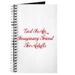 God Is Imaginary Journal