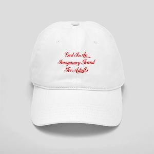 God Is Imaginary Cap