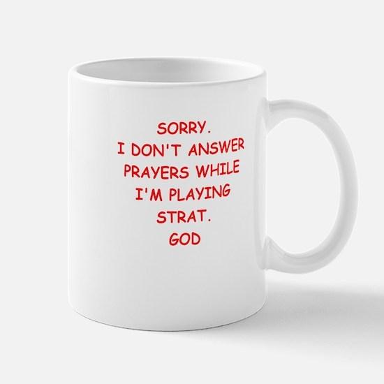 strat Mugs