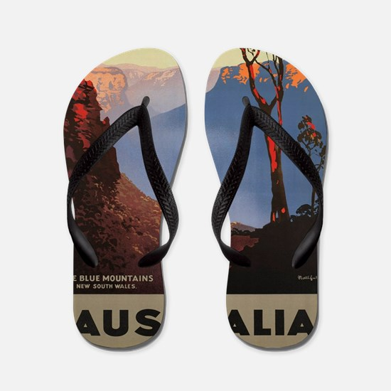 Cute Australian Flip Flops