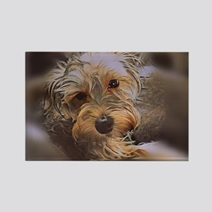Penny the Yorkipoo Magnets