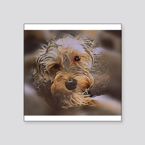 Penny the Yorkipoo Sticker