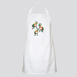 Three Kokopelli #25 BBQ Apron
