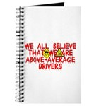 Above-Average Drivers Journal