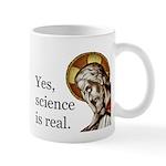 11 Oz Ceramic Mug Yes, Science Is Real Mugs